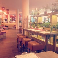 Photo taken at Vapiano by Valerie S. on 2/29/2012