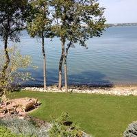 Photo taken at Lake Minnewaska by Durand on 8/24/2012
