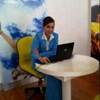 Photo taken at Plasa Telkom by CeCe IMoEtZ on 5/23/2012