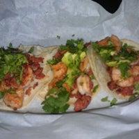 Photo taken at Dia De Los Tacos Cart by Jenn P. on 4/4/2012
