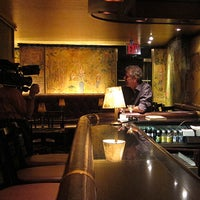 Photo taken at Bemelmans Bar by Travel Channel on 11/14/2011