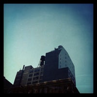 Photo taken at Four Points by Sheraton Manhattan SoHo Village by Serge R. on 11/24/2011
