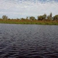 Photo taken at Grass Lake by Leon B. on 1/13/2012