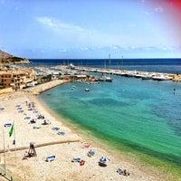Photo taken at Playa de Mascarat Sur / La Barreta by Marina R. on 8/8/2012