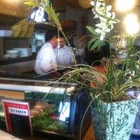 Photo taken at Sachi Sushi by Jill S. on 9/2/2011