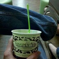 Photo taken at Simply Yo Self Serve Frozen Treats by David H. on 8/17/2011