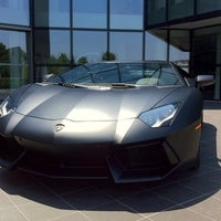 Photo taken at Automobili Lamborghini S.p.A. by Francesco A. on 7/5/2011