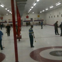 Photo taken at Schenectady Curling Club by Sara M. on 10/11/2011
