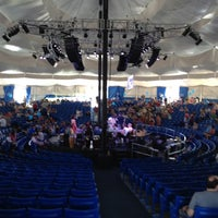 Photo taken at Cape Cod Melody Tent by Dean S. on 6/10/2012