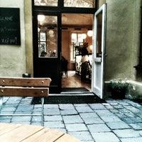 Photo taken at Café Podnebi by Jan N. on 6/20/2011
