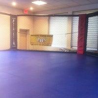 Photo taken at Ruffhouse Brazilian Jiu Jitsu by Todd B. on 3/6/2012