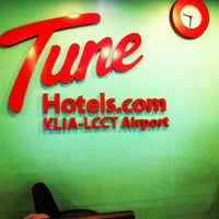 Photo taken at Tune Hotels by ใหม่ A. on 6/17/2012