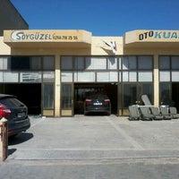 Photo taken at Soyguzel Oto Yikama by Emirhan S. on 9/3/2012