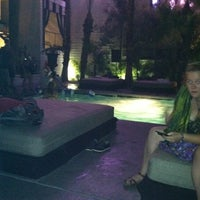 Photo taken at Naked Pool at the Artisan by Olivia R. on 9/13/2011