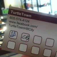 Photo taken at Turtle Town by David H. on 12/6/2011