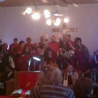 Photo taken at Ebenezer MB Church by Regina x. on 1/15/2012