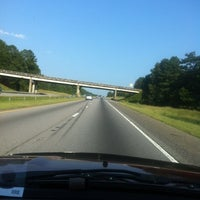 Photo taken at I-26 @ Columbia Rd (Exit 129) by Lauren F. on 7/29/2012