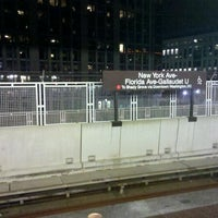 Photo taken at NoMa-Gallaudet U Metro Station by Tosin A. on 9/12/2011