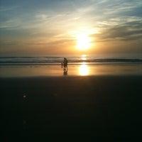 Photo taken at New Smyrna Beach Flagler Ave by Eva B. on 8/12/2012