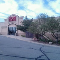 ... Photo Taken At HOM Furniture By Penny M. On 9/3/2011