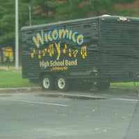 Photo taken at Wicomico High School by christy p. on 8/13/2011