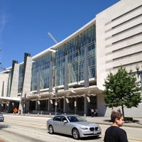 Photo taken at Walter E. Washington Convention Center by Anthony W. on 4/29/2012
