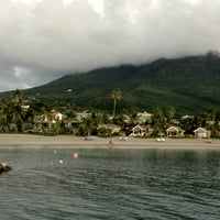 Photo taken at Four Seasons Resort Nevis, West Indies by Janet H. on 11/19/2011