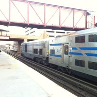 Photo taken at LIRR - Mineola Station by melissa g. on 2/26/2011