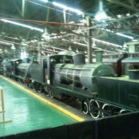 Photo taken at Outeniqua Train Museum by Paul V. on 2/1/2012