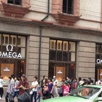 Photo taken at Omega Shop by Kirk U. on 4/30/2012