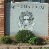Photo taken at Phi Sigma Kappa House by Randy J. on 9/7/2012