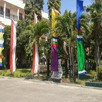 Photo taken at SMP Negeri 12 Surabaya by Fadil M. on 8/27/2012