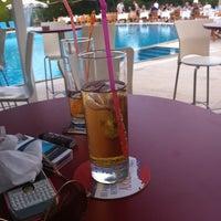 Photo taken at Poolbar @ Club Alla Turca by Nilay Y. on 6/19/2012