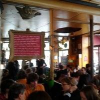 Photo taken at Chez Prune by Lefoulon L. on 4/8/2012