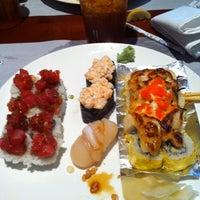 Photo taken at Miyabi Japanese Steak House by Parker on 8/7/2011