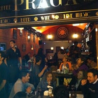 Photo taken at Cafe Praga by Mauricio G. on 10/9/2011