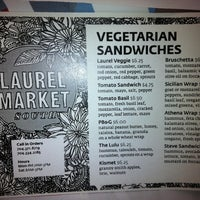 Photo taken at Laurel Market by Scott H. on 2/1/2011