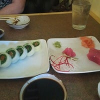 Photo taken at Amerasia Sumo Sushi by Eddie C. on 7/18/2012