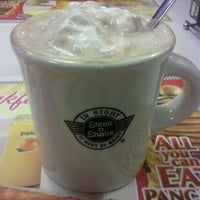 Photo taken at Steak 'n Shake by Ryan on 12/24/2011