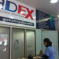 Photo taken at Adex by Fernando L. on 9/28/2011