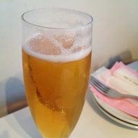 Photo taken at NYLON CAFE by torinoko on 3/10/2012