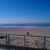 Photo taken at El Porto Beach by Billy S. on 11/26/2011