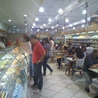 Photo taken at Supermercados Líder by Fernando V. on 11/28/2011