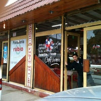 Photo taken at Panaderia Rubio by Andy R. on 9/7/2012