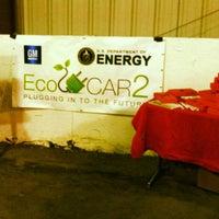 Photo taken at Bolz Hall (BO) by OSU EcoCAR 2 on 5/9/2012