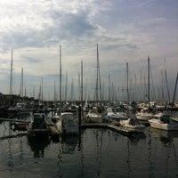 Das Foto wurde bei Bootshafen Kühlungsborn von Ille H. am 5/26/2012 aufgenommen