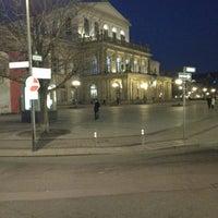 Das Foto wurde bei Opernplatz von Denis am 3/6/2012 aufgenommen