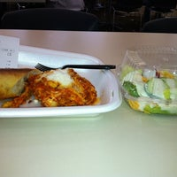 Photo taken at Chrysler Aramark Main Cafeteria by Robbie on 6/17/2011