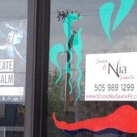 Photo taken at StudioNia Santa Fe by Giuseppe Q. on 4/9/2012