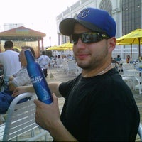Photo taken at ACH Casino Beach Bar by Jeanine C. on 7/3/2011